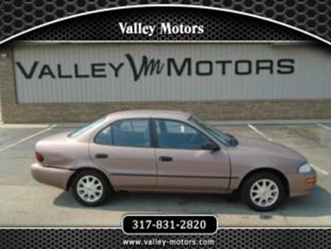 1993 GEO Prizm for sale in Mooresville, IN