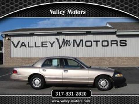 1997 Mercury Grand Marquis for sale in Mooresville, IN