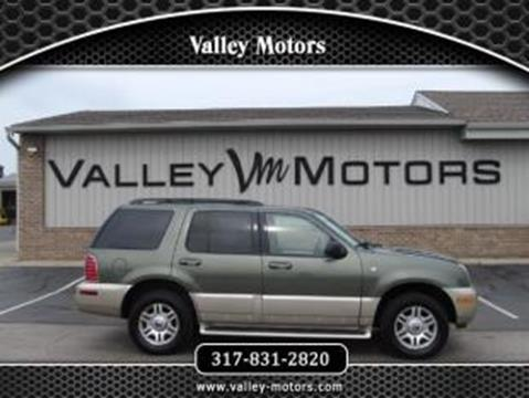 2004 Mercury Mountaineer for sale in Mooresville, IN