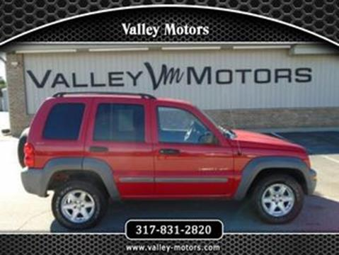 2002 Jeep Liberty for sale in Mooresville, IN