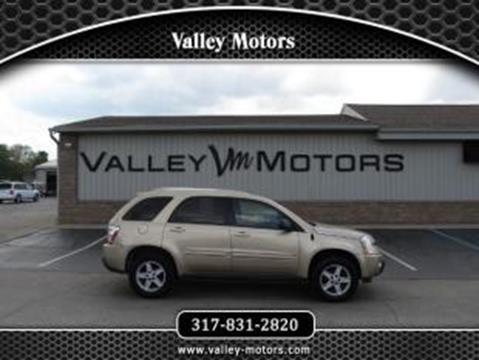 2005 Chevrolet Equinox for sale in Mooresville, IN