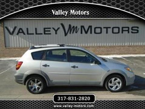 2003 Pontiac Vibe for sale in Mooresville, IN