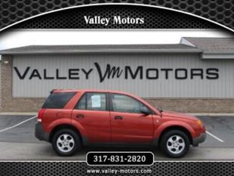 2003 Saturn Vue for sale in Mooresville, IN