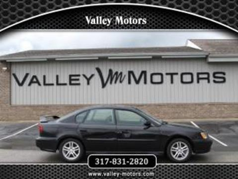 2003 Subaru Legacy for sale in Mooresville, IN
