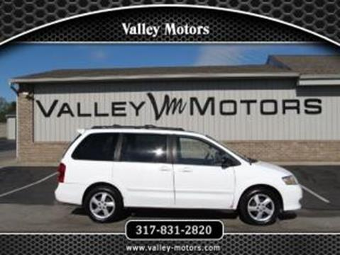 2002 Mazda MPV for sale in Mooresville, IN