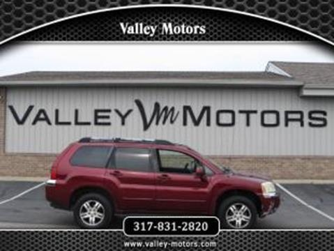 2004 Mitsubishi Endeavor for sale in Mooresville, IN