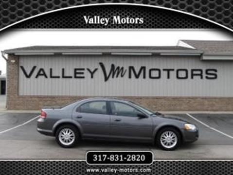 2005 Chrysler Sebring for sale in Mooresville, IN