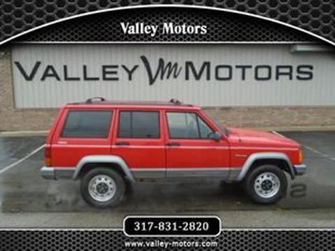 1996 Jeep Cherokee for sale in Mooresville, IN