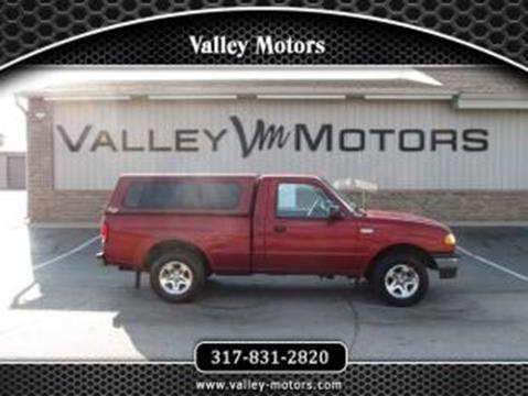 1999 Mazda B-Series Pickup for sale in Mooresville, IN