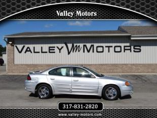 2004 Pontiac Grand Am for sale in Mooresville, IN