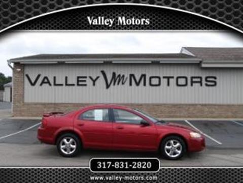 2005 Dodge Stratus for sale in Mooresville, IN