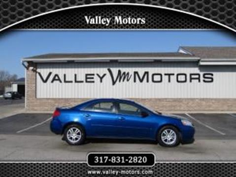 2007 Pontiac G6 for sale in Mooresville, IN