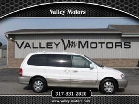 2003 Kia Sedona for sale in Mooresville, IN