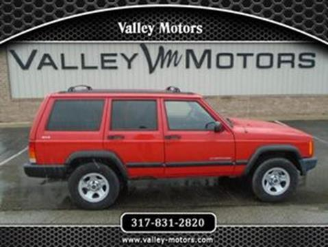 1998 Jeep Cherokee for sale in Mooresville, IN