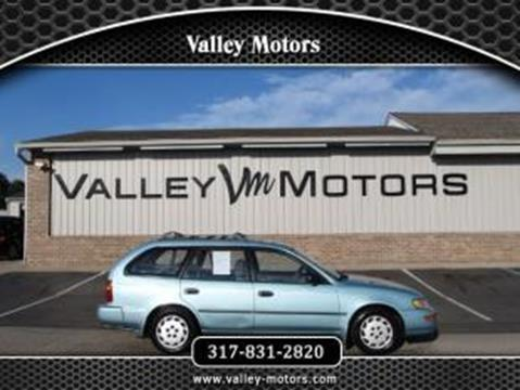 1994 Toyota Corolla for sale in Mooresville, IN