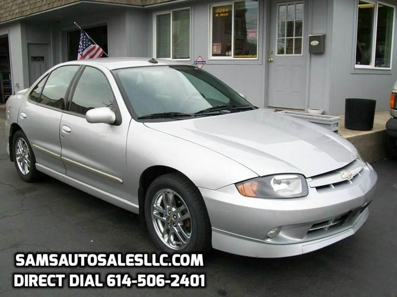 2003 Chevrolet Cavalier LS Sport 4dr Sedan - Columbus OH