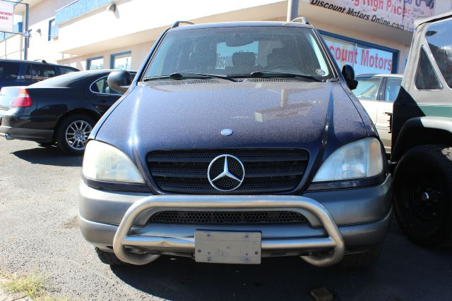 1999 mercedes benz m class ml320 awd 4dr suv in pueblo for Mercedes benz ml320 suv