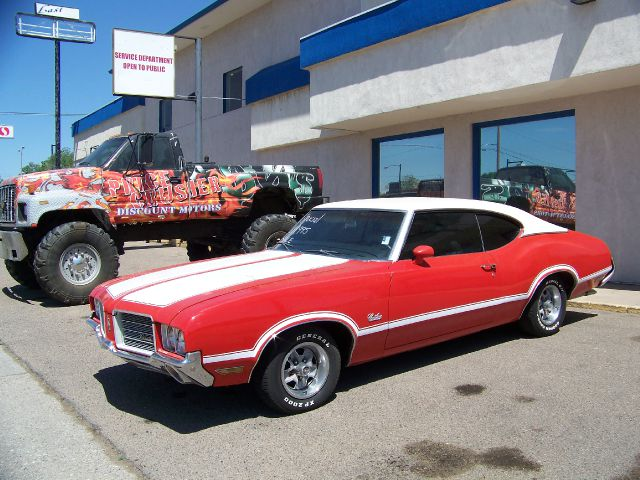 Used 1971 oldsmobile cutlass for sale for Discount motors pueblo co