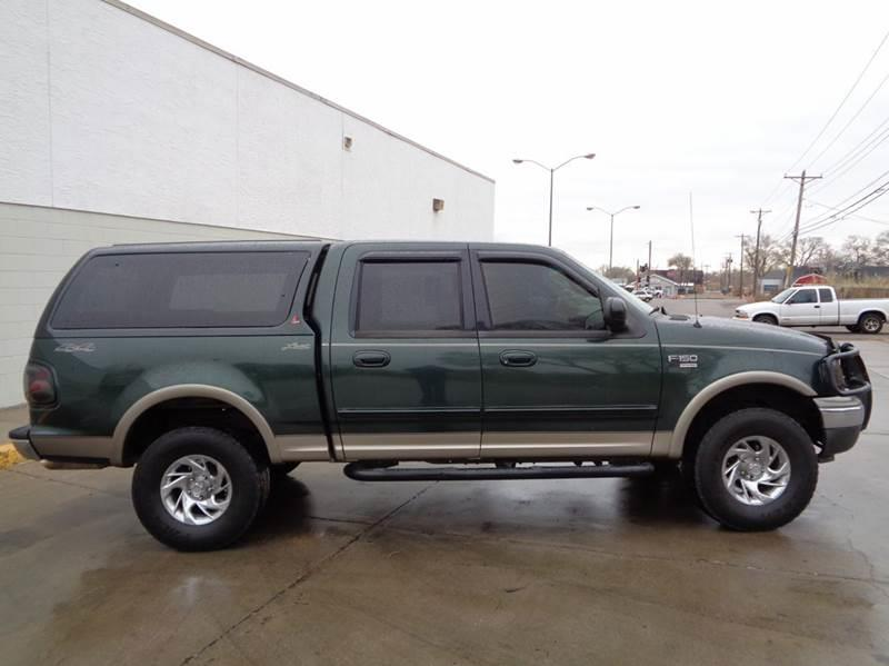 2002 ford f 150 lariat 4dr supercrew 4wd styleside sb in for Discount motors pueblo co
