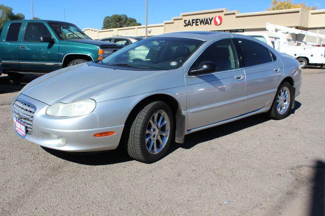 2001 Chrysler LHS