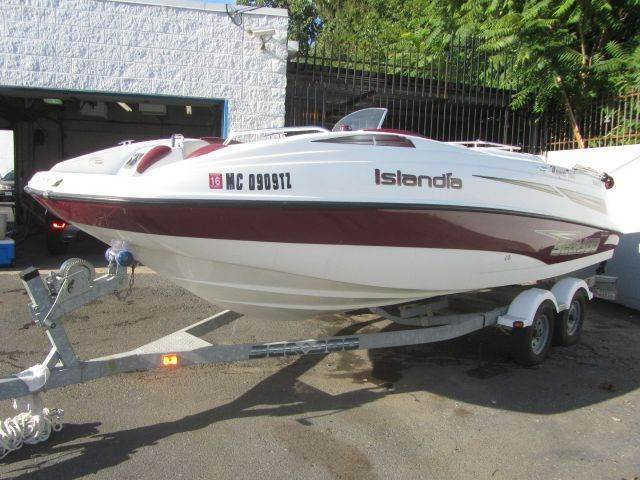 2003 Sea-Doo ISLANDER