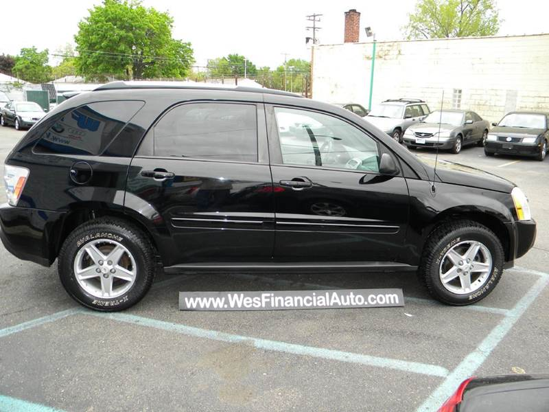 2005 chevrolet equinox awd lt 4dr suv in dearborn heights. Black Bedroom Furniture Sets. Home Design Ideas