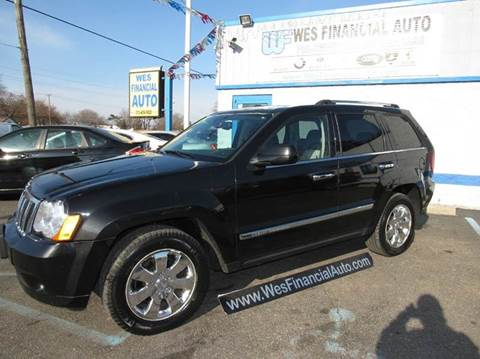 2010 Jeep Grand Cherokee for sale in Dearborn Heights, MI