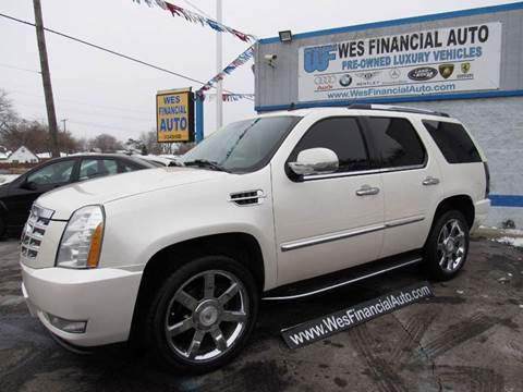 2007 Cadillac Escalade for sale in Dearborn Heights, MI