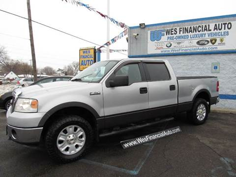 2006 Ford F-150 for sale in Dearborn Heights, MI