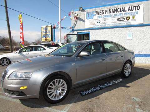 2008 Audi A6 for sale in Dearborn Heights, MI