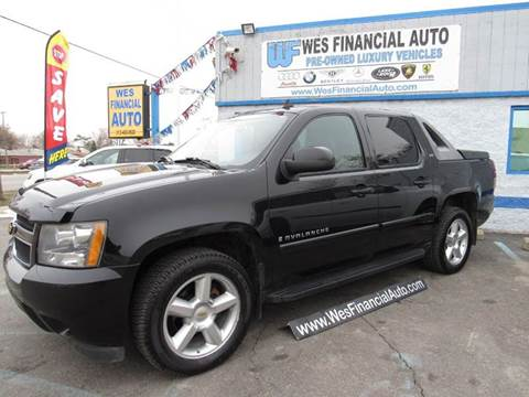 2007 Chevrolet Avalanche for sale in Dearborn Heights, MI
