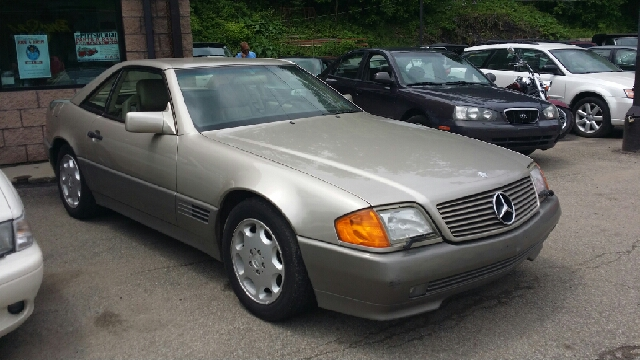Used 1994 mercedes benz sl class for sale for Mercedes benz pittsburgh