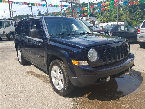 2011 Jeep Patriot for sale in Pittsburgh, PA