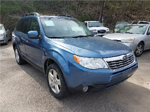 2010 Subaru Forester for sale in Pittsburgh, PA