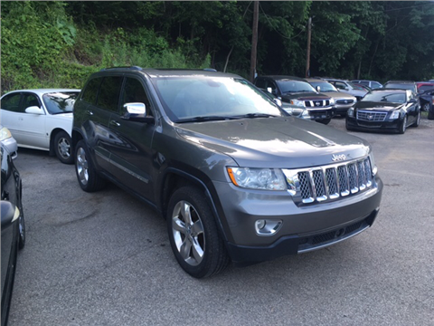 2011 Jeep Grand Cherokee for sale in Pittsburgh, PA