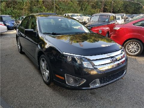 2010 Ford Fusion for sale in Pittsburgh, PA