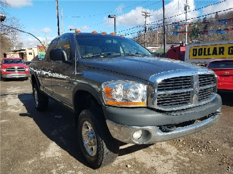 2006 Dodge Ram Pickup 2500 for sale in Pittsburgh, PA