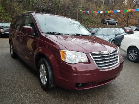 chrysler town and country for sale pittsburgh pa. Black Bedroom Furniture Sets. Home Design Ideas
