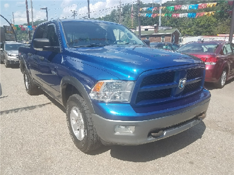 2009 Dodge Ram Pickup 1500 for sale in Pittsburgh, PA