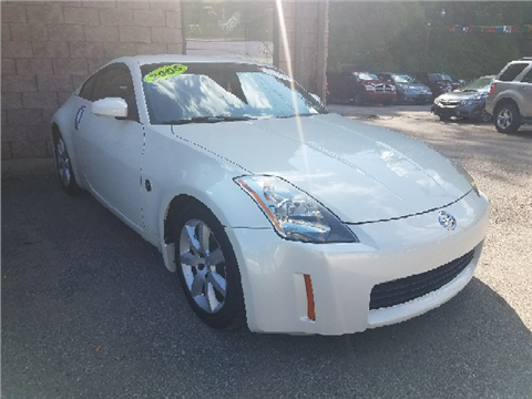 2005 Nissan 350Z for sale in Pittsburgh, PA
