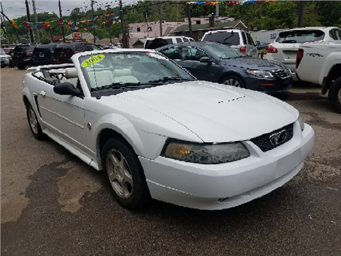 2004 Ford Mustang for sale in Pittsburgh, PA