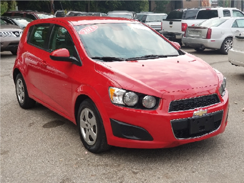 2013 Chevrolet Sonic for sale in Pittsburgh, PA