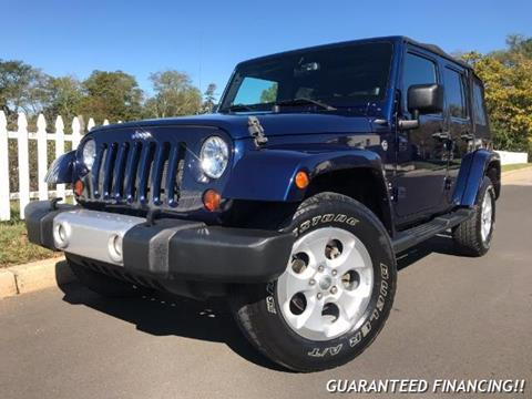 2013 Jeep Wrangler Unlimited for sale in Neptune City, NJ