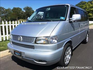 2003 Volkswagen EuroVan for sale in Neptune City, NJ