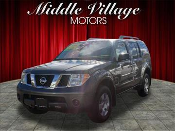 2006 Nissan Pathfinder for sale in Middle Village, NY