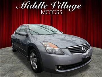 2007 Nissan Altima for sale in Middle Village, NY