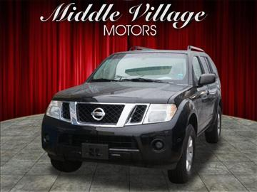 2008 Nissan Pathfinder for sale in Middle Village, NY