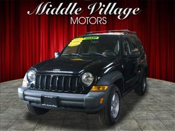 2006 Jeep Liberty for sale in Middle Village, NY