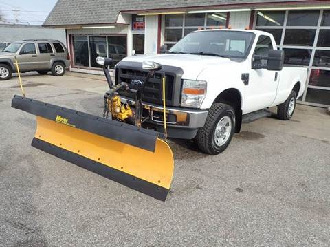 2008 Ford F-250 Super Duty for sale in Eastlake, OH