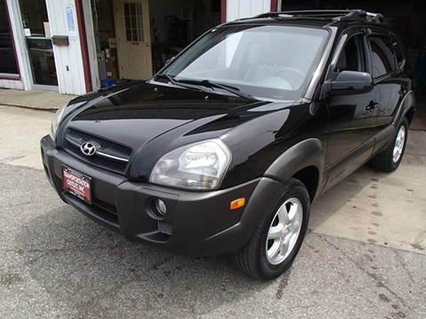 2005 Hyundai Tucson for sale in Eastlake, OH